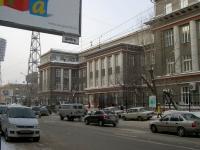 Новосибирск, улица Каменская, дом 64. научно-исследовательский институт НИИ травматологии и ортопедии (НИИТО)