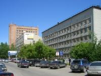Новосибирск, улица Каменская, дом 68. колледж Новосибирский торгово-экономический колледж