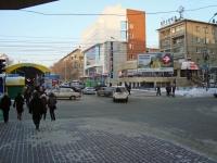 Новосибирск, улица Каменская, дом 78/2. офисное здание