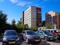 Novosibirsk, st Kamenskaya, house 26. Apartment house