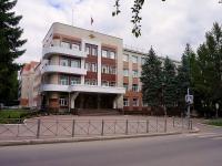 Novosibirsk, st Kamenskaya, house 12. governing bodies