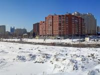 Новосибирск, улица Семьи Шамшиных, дом 4. многоквартирный дом