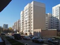 Новосибирск, улица Семьи Шамшиных, дом 18. многоквартирный дом