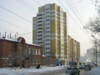Новосибирск, улица Семьи Шамшиных, дом 32. многоквартирный дом