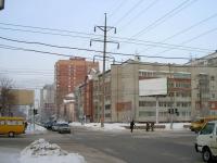 Новосибирск, улица Семьи Шамшиных, дом 52. многоквартирный дом