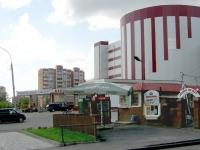 Новосибирск, улица Семьи Шамшиных, дом 61/1. гараж / автостоянка
