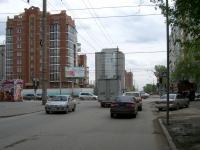 Новосибирск, улица Семьи Шамшиных, дом 66. многоквартирный дом