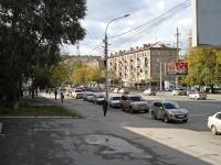 Новосибирск, улица Семьи Шамшиных, дом 81. многоквартирный дом