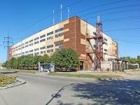Новосибирск, улица Семьи Шамшиных, дом 96. производственное здание