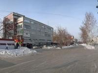 Новосибирск, улица Семьи Шамшиных, дом 99. офисное здание