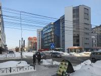 """Новосибирск, улица Семьи Шамшиных, дом 64. офисное здание БЦ """"Аврора"""""""