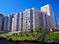 Novosibirsk, st Shamshynykh, house 18/1. Apartment house