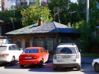 Novosibirsk, st Shamshynykh, house 22. Private house