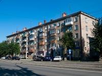 Новосибирск, улица Блюхера, дом 8. многоквартирный дом