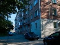 Новосибирск, улица Блюхера, дом 16. многоквартирный дом