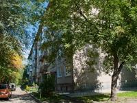 Новосибирск, улица Блюхера, дом 17/1. многоквартирный дом