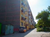 Новосибирск, улица Блюхера, дом 17/2. многоквартирный дом