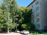 Новосибирск, улица Блюхера, дом 17/3. многоквартирный дом