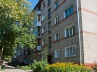 Новосибирск, улица Блюхера, дом 17. многоквартирный дом