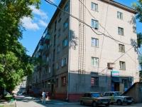 Новосибирск, улица Блюхера, дом 19. многоквартирный дом