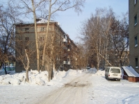 Novosibirsk, Bltyukher st, house 33. Apartment house