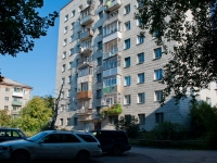 Novosibirsk, Bltyukher st, house 39. Apartment house