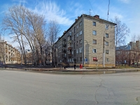 Novosibirsk, Bltyukher st, house 46. Apartment house