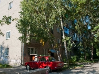 Novosibirsk, Bltyukher st, house 49. Apartment house