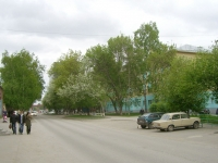 Novosibirsk, Bltyukher st, house 67. hostel
