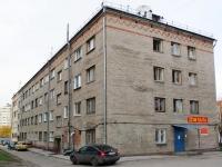 Новосибирск, улица Блюхера, дом 69. общежитие