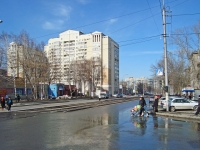 Novosibirsk, Bltyukher st, house 71Б. Apartment house