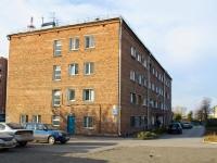 Новосибирск, улица Блюхера, дом 73. общежитие