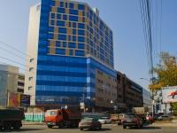 Novosibirsk, Vatutin st, house 28/1. building under construction
