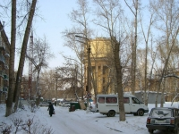 Novosibirsk, sample of architecture Башня, Vatutin st, house 29/1