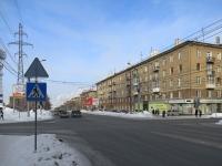 Новосибирск, улица Ватутина, дом 7. многоквартирный дом