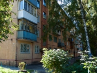 Novosibirsk, Vystavochnaya st, house 11. Apartment house