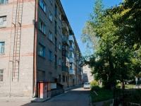 Новосибирск, улица Выставочная, дом 16. многоквартирный дом