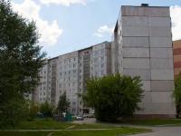 Новосибирск, улица Киевская, дом 2. многоквартирный дом
