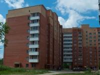 Новосибирск, улица Киевская, дом 3. многоквартирный дом