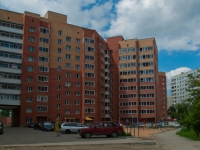 Novosibirsk, Kievskaya st, house 3. Apartment house