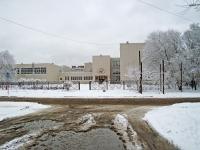 Новосибирск, улица Киевская, дом 5. гимназия Вторая Новосибирская Гимназия