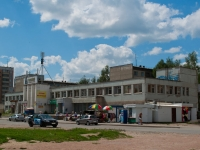 新西伯利亚市, 超市 Киевский, Kievskaya st, 房屋 11А