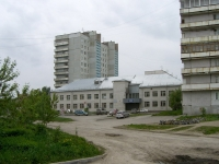Novosibirsk, Kievskaya st, house 14. Apartment house