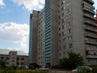 Novosibirsk, Kievskaya st, house 16. Apartment house