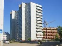 Новосибирск, улица Киевская, дом 16. многоквартирный дом