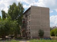 Новосибирск, улица Киевская, дом 17. многоквартирный дом