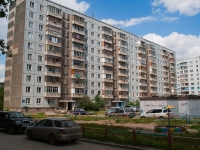 Novosibirsk, Kievskaya st, house 18/1. Apartment house