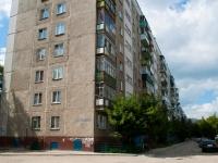 Новосибирск, улица Киевская, дом 18. многоквартирный дом