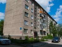 新西伯利亚市, Kievskaya st, 房屋 22. 公寓楼