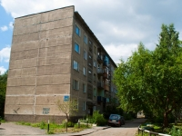 Novosibirsk, Kievskaya st, house 26. Apartment house